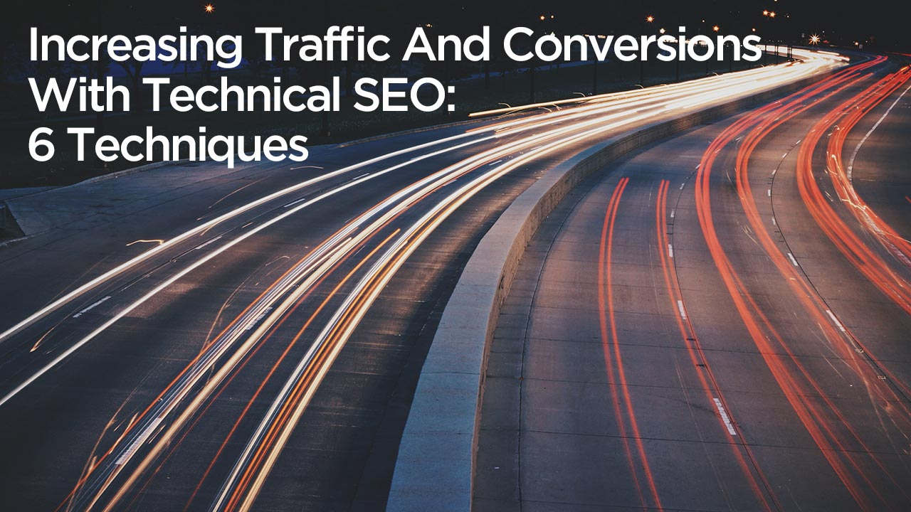 increase traffic conversions with SEO